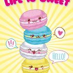 Macarons poster