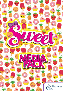 Sweet Magazine Media Pack
