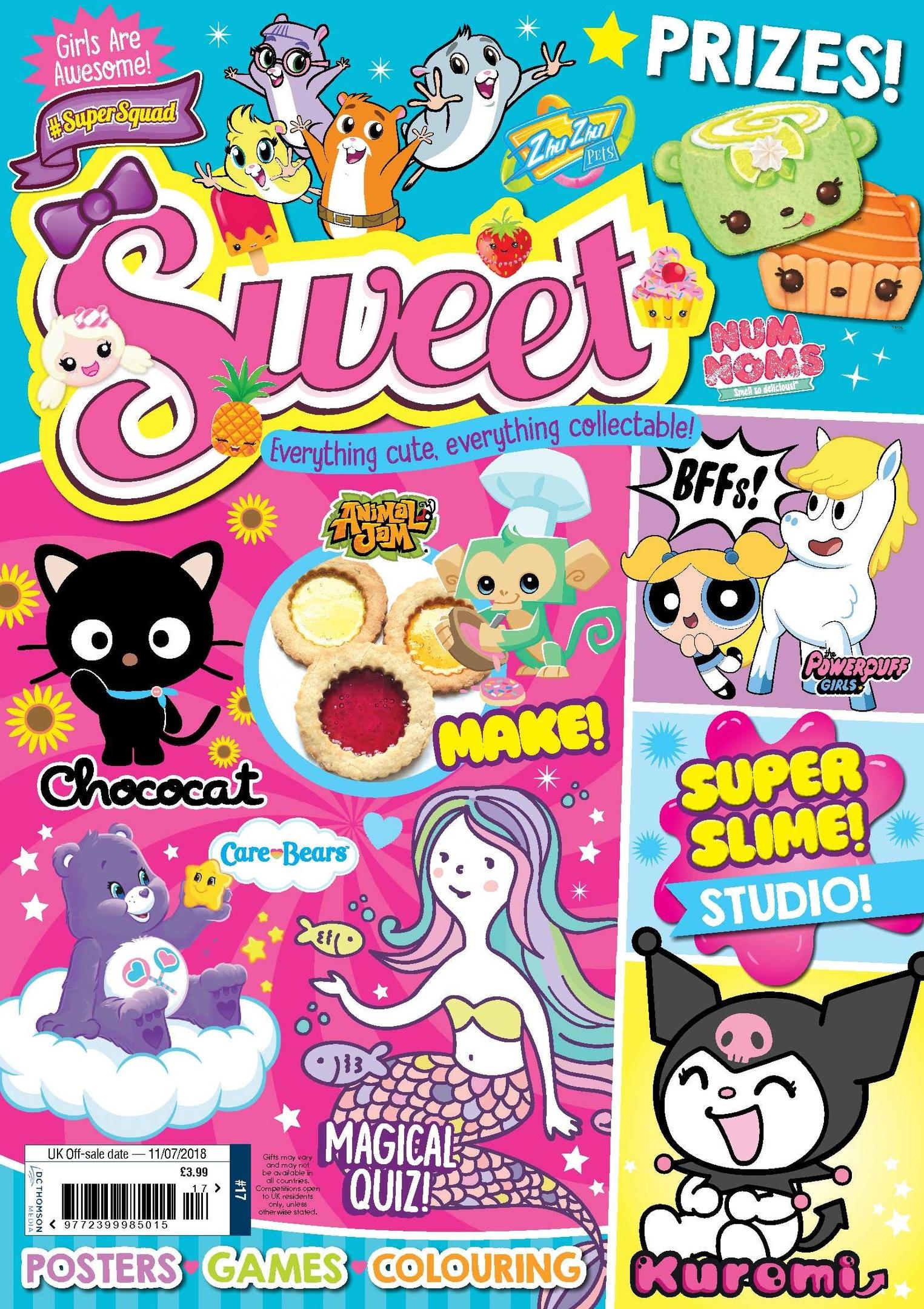 Get Sweet Delivered